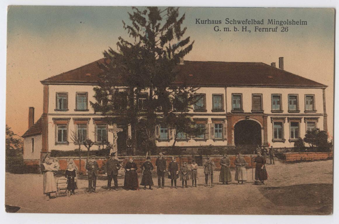Postkarte_Sankt Rochus_Brunnen2
