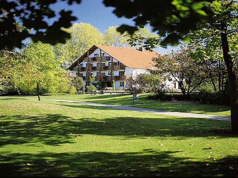 Hotel Am Kurpark Außenansicht