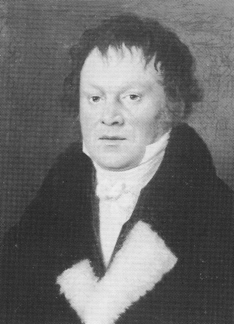 Portrait von Franz Peter Sigel