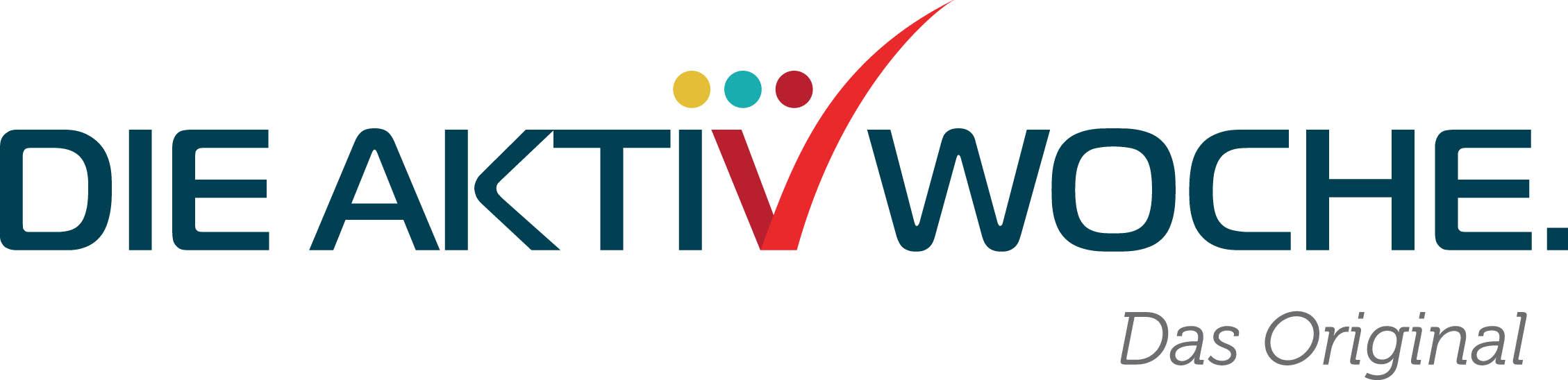 Logo Aktivwoche - Das Original