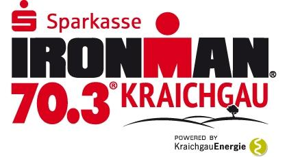 Logo Sparkasse Ironman 70.3 Kraichgau
