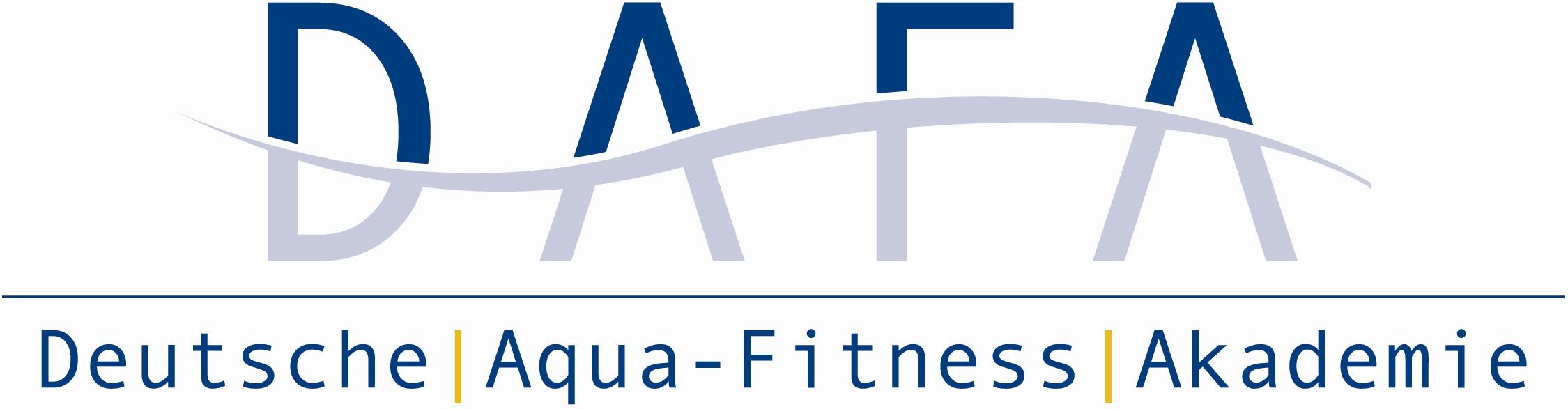 Logo DAFA Deutsche Aqua-Fitness-Akademie