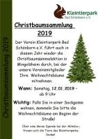 Christbaumsammlung 19
