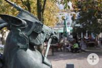 Reiterstatue