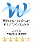 Siegel: Wellness Stars Deutschland geprüfte Wellness-Therme