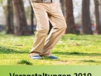 Titelseite Broschüre: Veranstaltungen 2019 - In Bad Schönborn ist was los