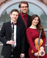 Das Trio Claribel