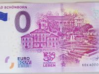 Der Bad Schönborner Null-Euro-Schein