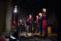 Mundart und Musik mit Badisch Talking und Mixxtour am 26.11.2019 auf der Kleinkunstbühne Kursaal Sigel in Bad Schönborn Langenbrücken