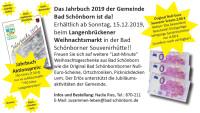 Das Jahrbuch 2019 der Gemeinde Bad Schönborn ist da!
