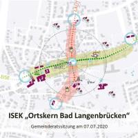 """ISEK """"Ortskern Bad Langenbrücken"""" Gemeinderatssitzung am 07.07.2020"""