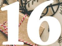 Zahl 16