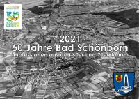 Kalendertitelblatt des Jubiläumskalender 2021