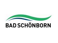 Die neue Wortbildmarke von Bad Schönborn ab 2021