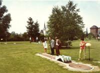 Minigolfplatz in Mingolsheim