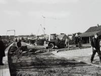 Krautgärten Baustelle 1989