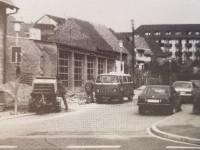 Altes Feuerwehrhaus Langenbrücken