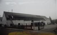 Spedition Wampfler Langenbrücken Abriss