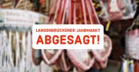 Absage Jahrmarkt Langenbrücken