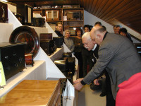 Mingolsheim Radiomuseum Roehrenradios