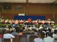 Bläser bauen Brücken Musikverein FJMS Benefizkonzert