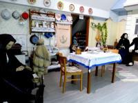 Wohnstube im Heimatmuseum Parabutscher Donauschwaben
