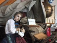Fluchtwagen Heimatmuseum Parabutscher Donauschwaben
