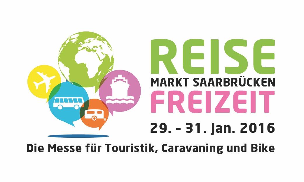 Logo Reisemarkt Saarbrücken