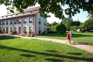 Das Haus des Gastes im Kurpark Bad Schönborn Mingolsheim