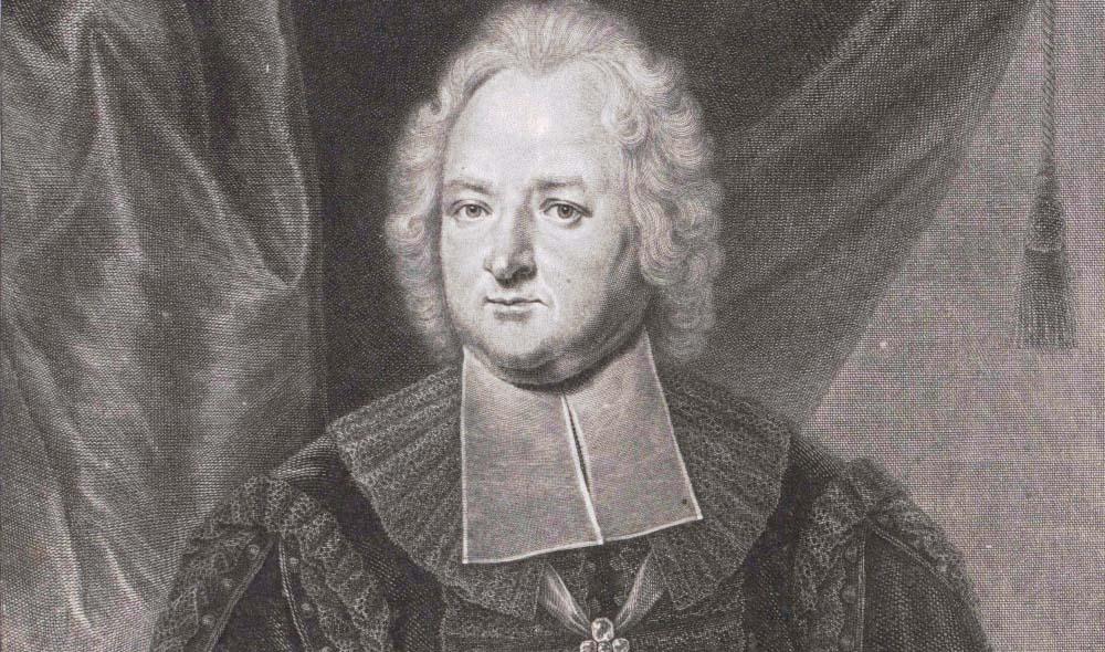 Portrait des Fürstbischof Franz Christoph von Hutten