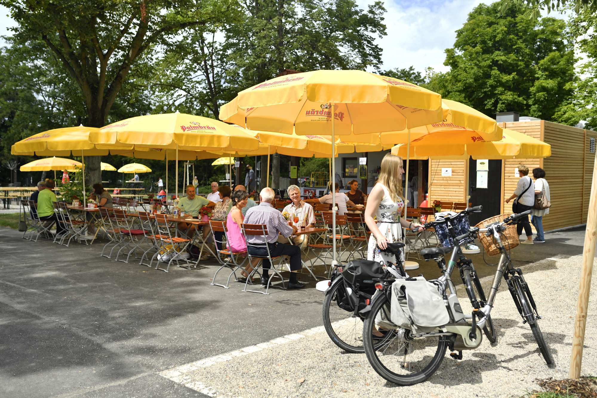 Sole-Aktiv-Biergarten