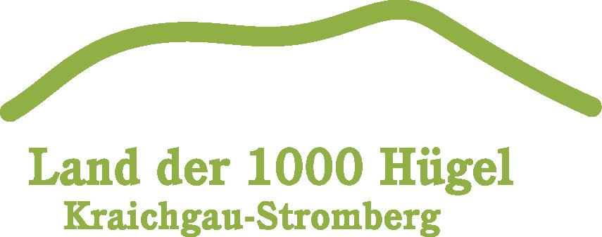 Logo: Land der 1000 Hügel Kraichgau-Stromberg