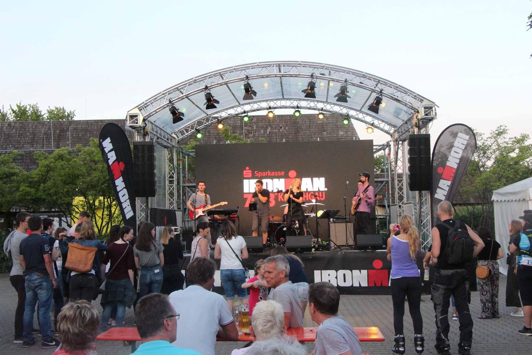 Ironman 2019: Live-Musik mit Mama Lauda