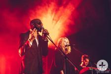 """Die Formation """"Finest Live Musik"""" live auf der Bühne"""