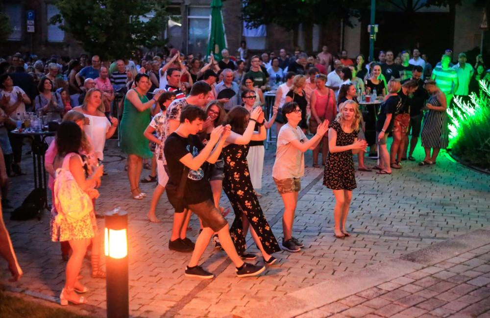 Jubiläumswochenende 750 Jahre Langenbrücken - Jubiläumsparty am Samstag 29. Juni 2019