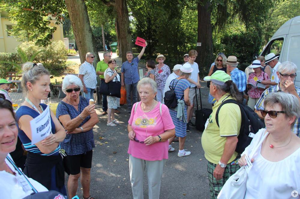 Zuschauer beim SWR4 Sommererlebnis 2019 in Bad Schönborn Langenbrücken