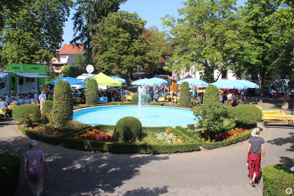 SWR4 Sommererlebnis 2019 in Bad Schönborn Langenbrücken