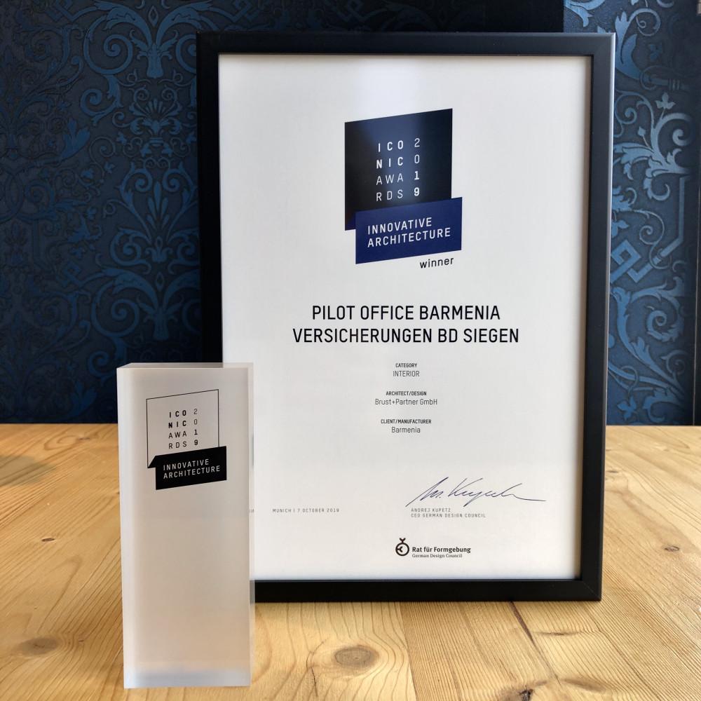 Award Brust+Partner GmbH