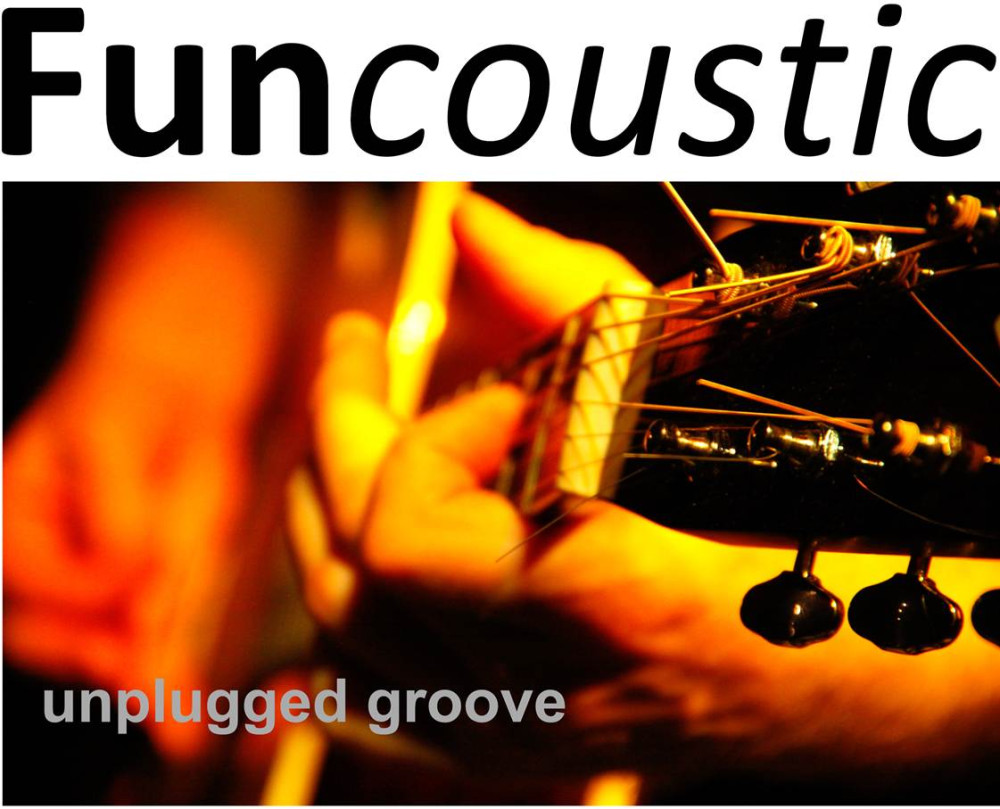 Logo Funcoustic unplugged groove