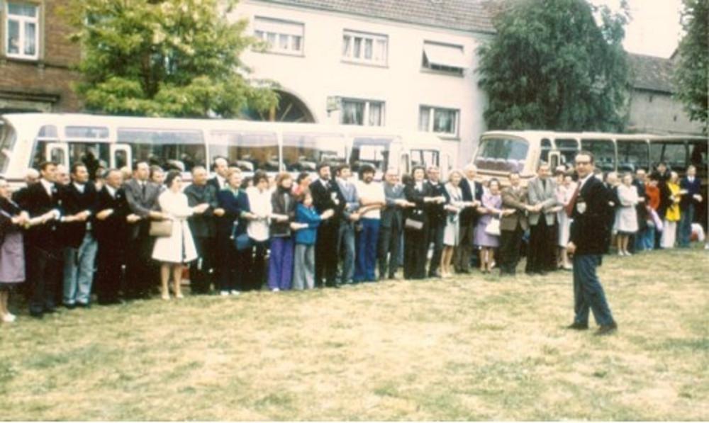 Cwmbran Male Choir Verabschiedung LA
