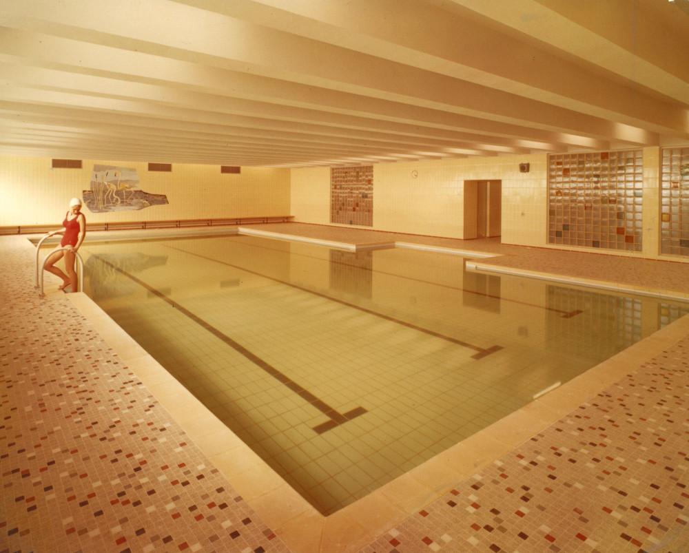 Lehrschwimmbecken Mingolsheim