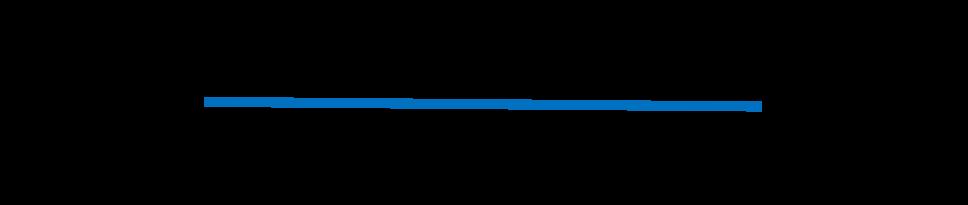 Logo: Zweckverband Abwasserverband - blauer Strich - Kraichbachniederung - Sitz Bad Schönborn