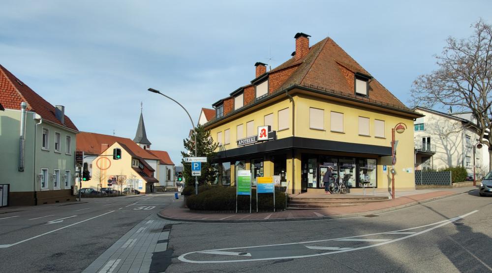 Rühle von Lilienstrn'sche Apotheke Langenbrücken