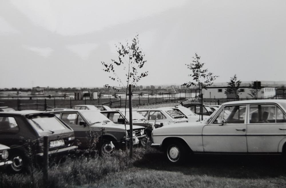 Baggersee Parken 1985