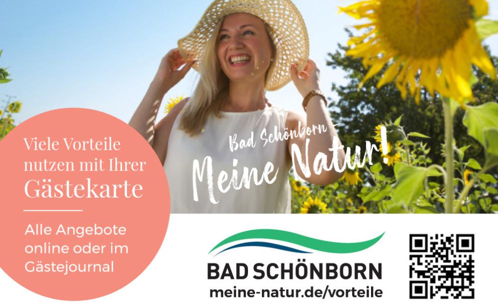 Die Gästekarte Bad Schönborn