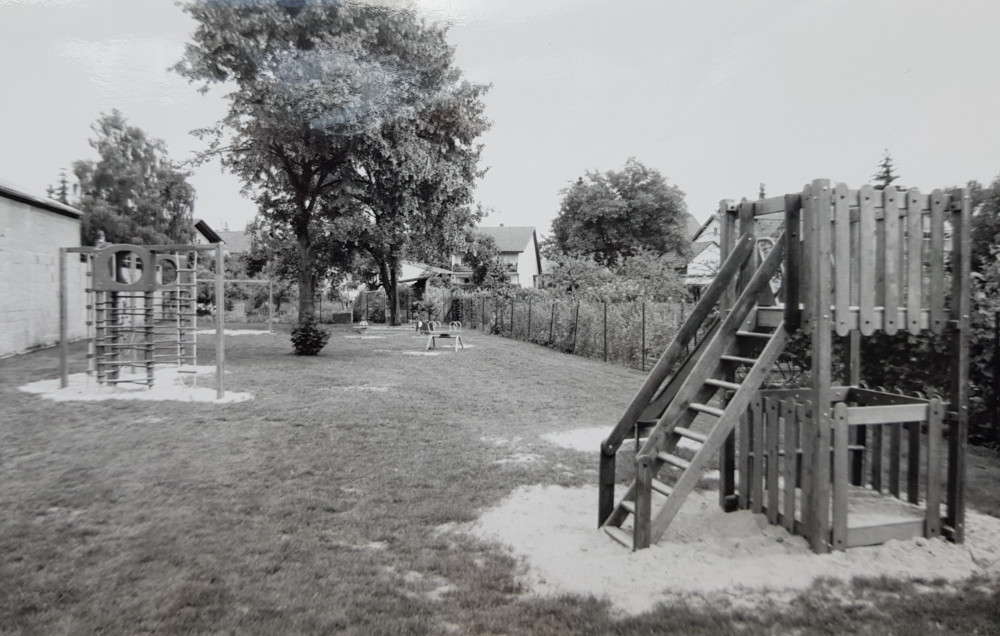 Spielplatz Hebelstraße Mingolsheim saniert