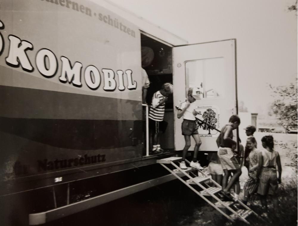 Ökomobil Ferienprogramm 1994