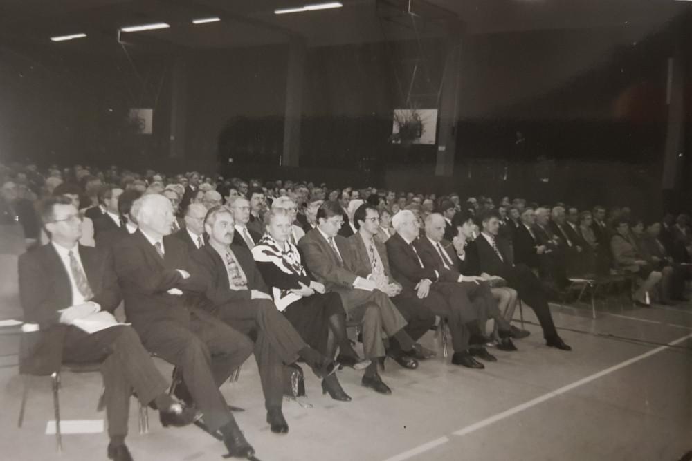 Festakt 25 Jahre Bad Schönborn Schönbornhalle