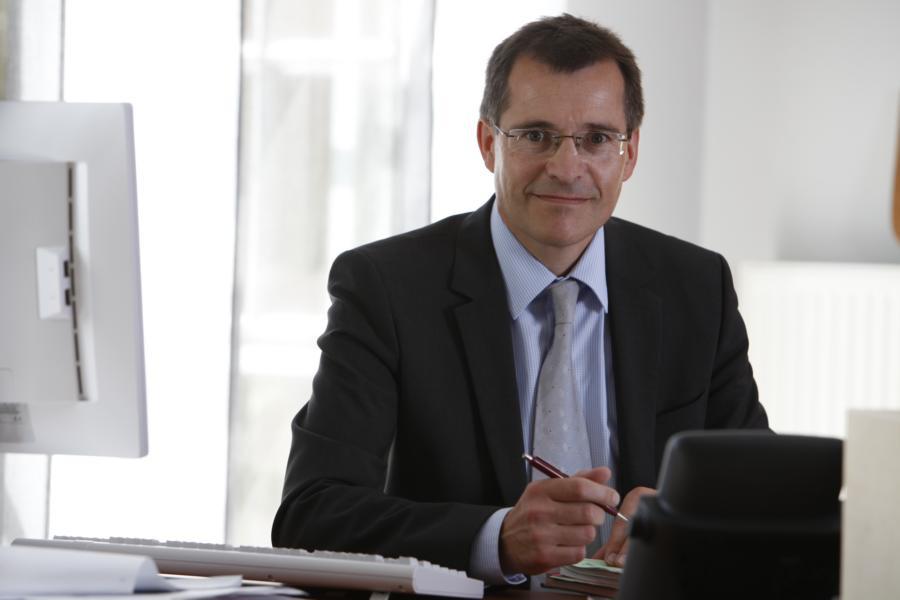 Bürgermeister Klaus Detlev Huge